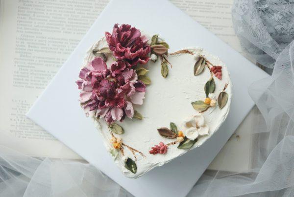 Advanced Palette Knife Flower Sculpture