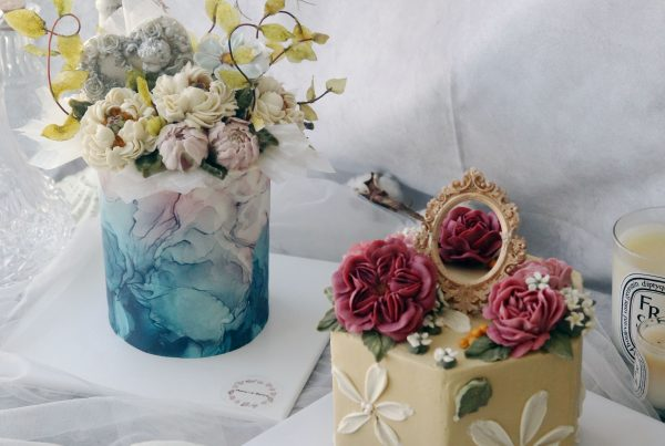 Master Flower Piping Course