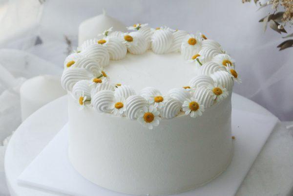 Chamomile Honey Cake Class