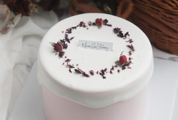 Rose Lychee Cake Class